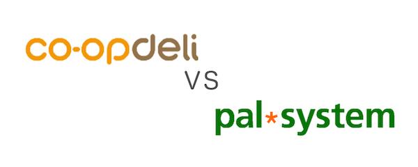 コープデリとパルシステムの比較